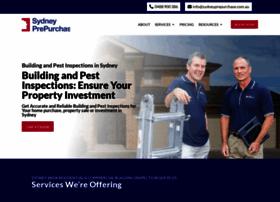 sydneyprepurchase.com.au