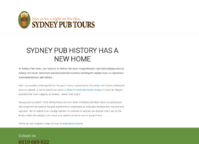 sydneypubtours.com