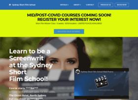 sydneyshortfilmschool.com
