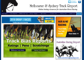 sydneytrackreport.com.au