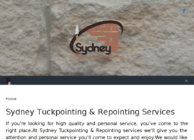 sydneytuckpointingservices.com.au
