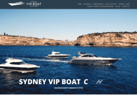 sydneyvipboatcharters.com.au