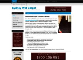 sydneywetcarpet.com.au