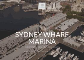 sydneywharfmarina.net.au