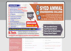 syedengg.ac.in