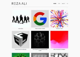 syedrezaali.com