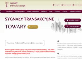 sygnalytransakcyjne.pl