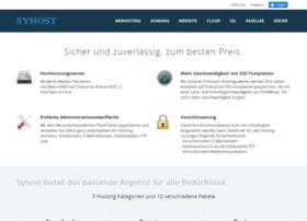 syhost.net