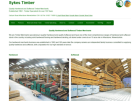 sykestimber.co.uk