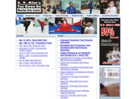 sykim-taekwondo.com