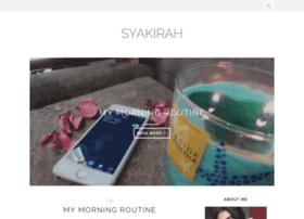 sykirah.blogspot.co.uk