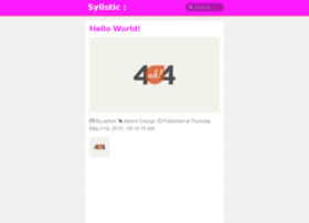 sylistic.com