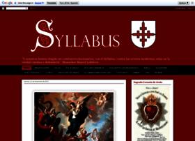 syllabus-errorum.blogspot.com.ar