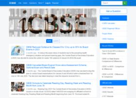 syllabus.icbse.com