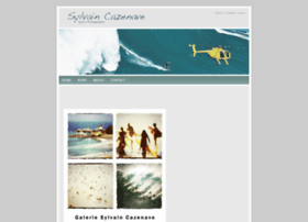 sylvaincazenave.com