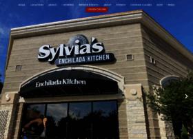 sylviasenchiladas.com