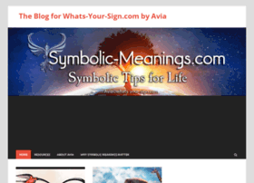 symbolic-meanings.com