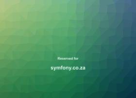 symfony.co.za