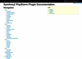 symfony2-plugin.espend.de