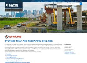 symons.com