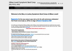 symphonicbandcamp.org
