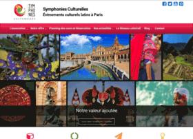 symphoniesculturelles.com