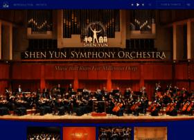 symphony.shenyun.com