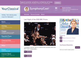 symphonycast.publicradio.org