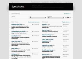 symphonyextensions.com