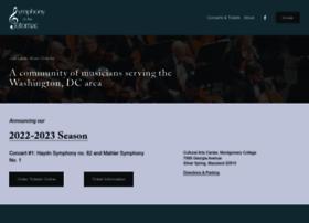 symphonypotomac.org