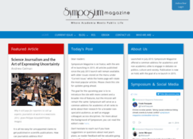 symposium-magazine.com