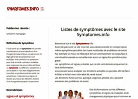 symptomes.info