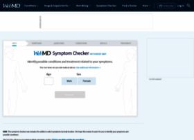 symptoms.webmd.com