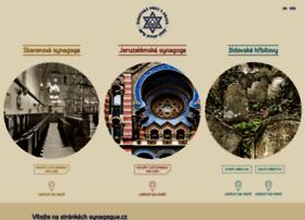 synagogue.cz