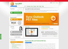 sync2pst.com