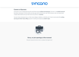 syncano.workable.com