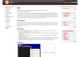 syncdir.sourceforge.net