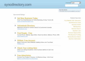 syncdirectory.com