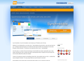 synchredible.com