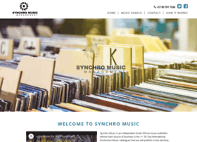 synchromusic.co.za