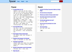 syncrat.com