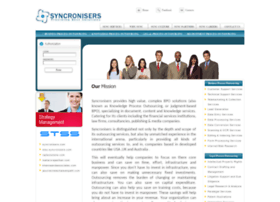 syncronisers.com