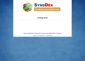 synddex.com