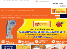 syndicatebank.com