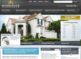 syndicatemortgages.com
