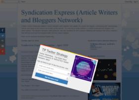 syndicationexpress.blogspot.com
