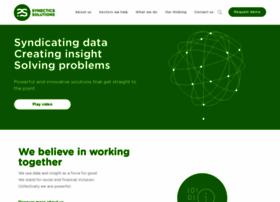 synectics-solutions.com