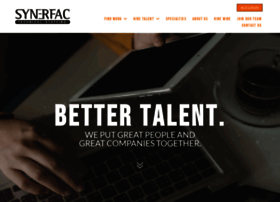 synerfac.com