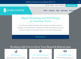 synergemarketing.com