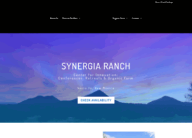 synergiaranch.com